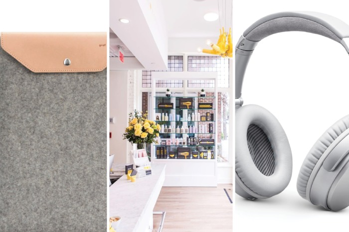Laptop Sleeve  ($125),  Blowout/Trim Gift Card , Bose QuietComfort 35 Wireless Headphones II ($349.95)