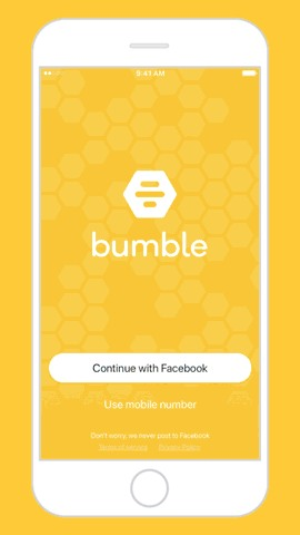 Image result for join bumble with phone number